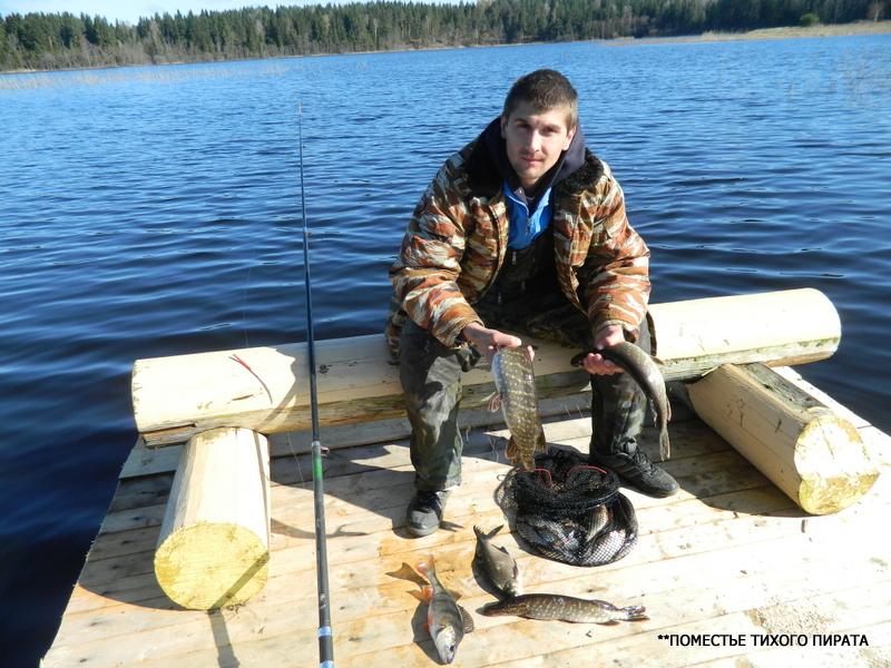 можно ли ловить рыбу на селигере